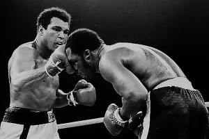 "Almost four decades of the historical ""The Thrilla in Manila"": Ali vs Frazier"