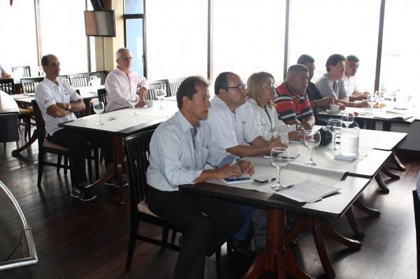 International Officials update seminar at the KO Drugs Festival