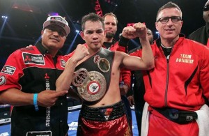 Donaire Believes Walters Will Run Once Power Shots Land