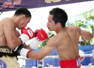 Knockout CP Freshmart defeats Buitrago in Thailand