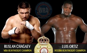 Chagaev vs Ortiz ordered to negotiate