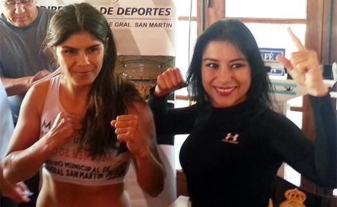 Marcos vs Valverde fight in Argentina