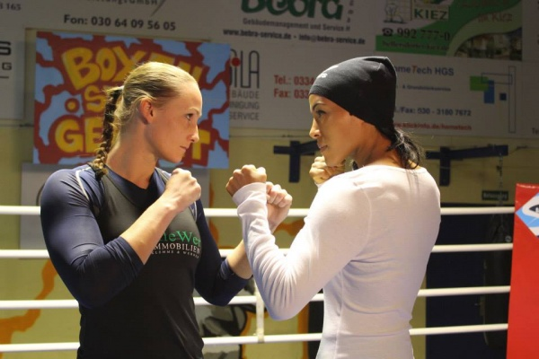 Cecilia Brækhus Returns vs Jennifer Retzke Nov. 29th in Copenhagen
