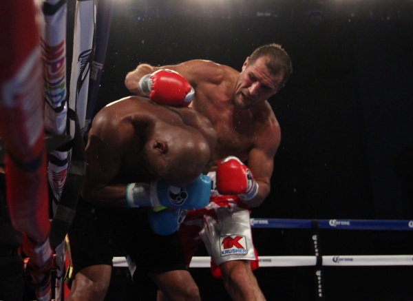 Photos: Sergey Kovalev beats Bernard Hopkins with dominant performance to unify world titles