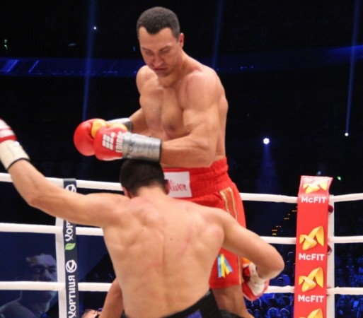 Klitschko sums 17 defenses and is hunting for Joe Louis record
