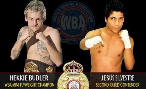 WBA orders Budler vs. Silvestre to negotiate