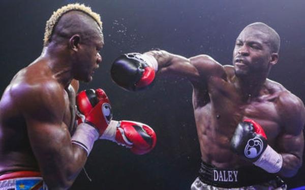 Kalenga vs Daley