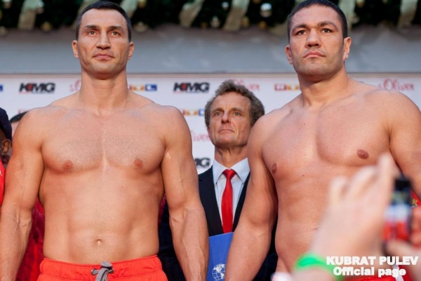 Klitschko defends three titles but Pulev only fights for one