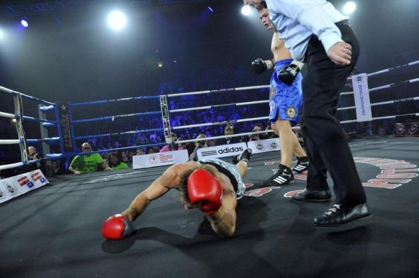Fedor Chudinov is the new WBA super middleweight Interim champion