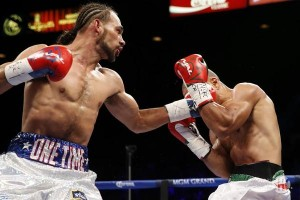 Thurman outpoints Bundu at the MGM Grand in Las Vegas