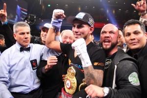 Benavidez confident to retain his 140 interim belt