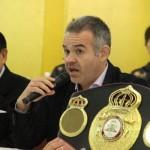 Gilberto Mendoza - WBA Tripleheader Final Presser