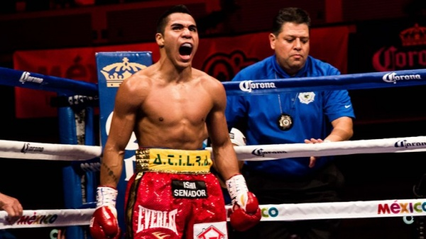 Cuellar targets Mares after showcase KO