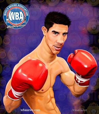 Jessie Vargas – WBA Honorable Mention