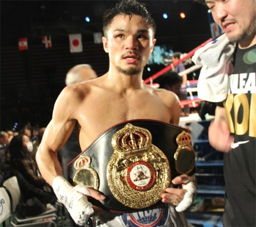 Kono draws with Jimenez to keep WBA 115lb belt