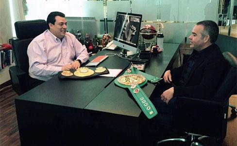 WBA and WBC gathered in Panama