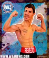 Juan Carlos Reveco WBA Flyghtweight World Champion by /RicaldeArt
