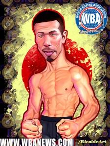 Takashi Uchiyama – Boxeador AMB del mes