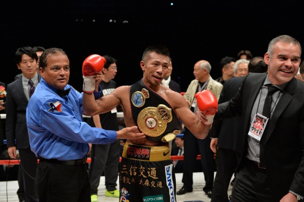 Photos: WBA Tripleheader in Japan