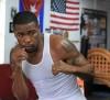 WBA Fedelatin Cruiserweight 200 lbs champion Yunier Dorticos