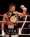 Takashi Uchiyama WBA Super Featherweight Champion