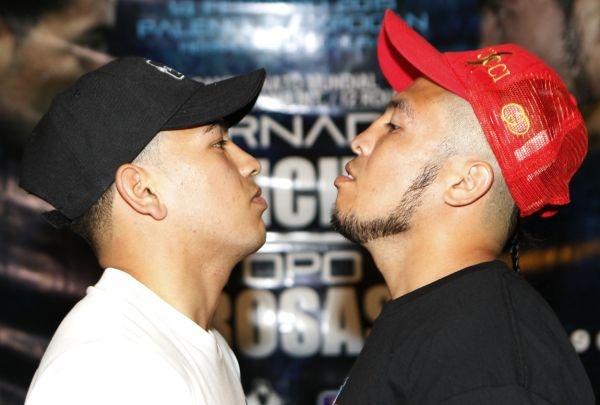 """Tornado"" Sanchez is sure to knock out Rosas this Saturday"