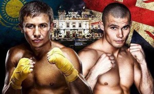 GGG vs Murray