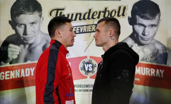 Martin Murray assures to have the formula to defeat Golovkin Saturday