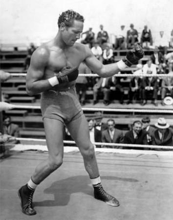 Max Baer Heavyweight Boxing Champion Training, 1933.