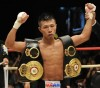 Takashi Uchiyama WBA Super Featherweight Super Champion