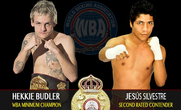 Mexican Jesús Silvestre promises to dethrone Hekkie Budler