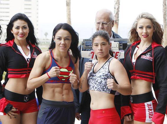 Nava vs Gómez enter ring In Mexico