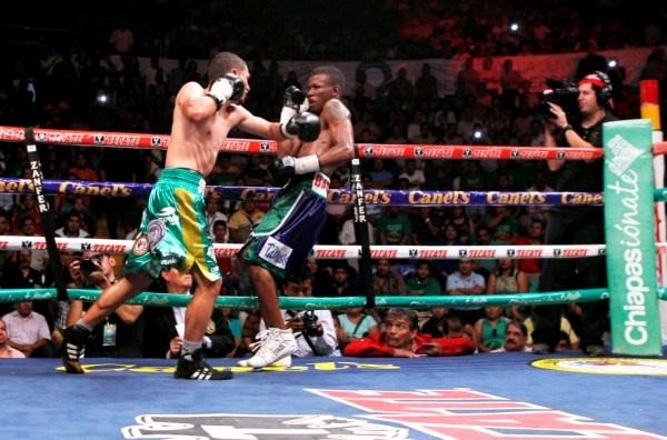 Emmanuel Lopez, New WBA 130 interim Champion