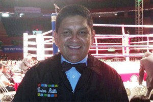 Gustavo Padilla gives a seminar in Venezuela