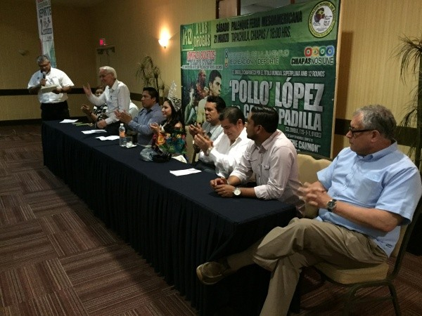 "Opened the ""KO Drugs"" in Tapachula"
