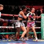 Jocelyn Arroyo vs Maribel Ramírez