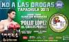 XXXI KO a las Drogas en Tapachula, Mexico