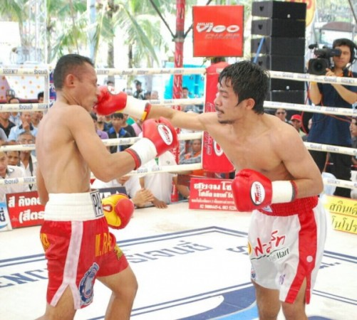 Thai Knockout CP Freshmart retains interim belt