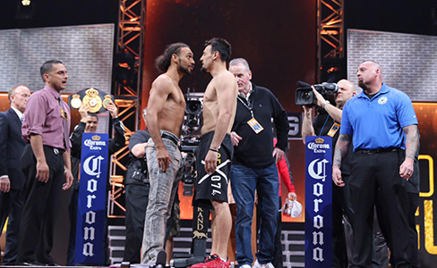 Thurman vs Guerrero at 147 pounds: they promise a great show