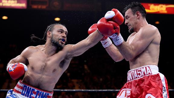 Thurman vs Guerrero
