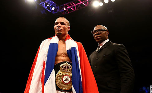 "Chris Eubank Jr: ""I won, I have my belt"""