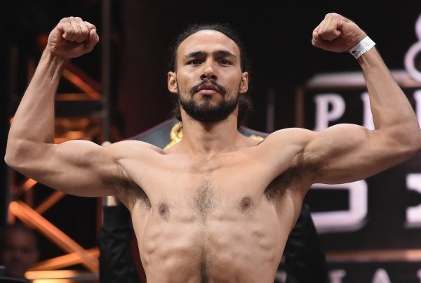Keith Thurman – Boxer of the month February-2017