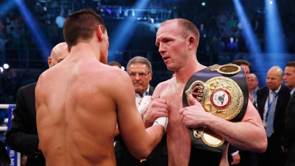 Juergen Braehmer WBA light heavyweight- vs Robin Krasniqi