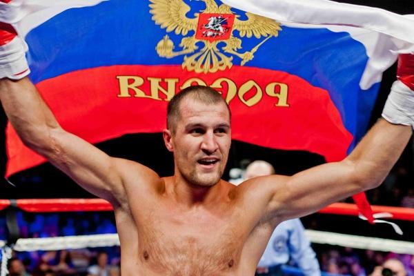 Sergey Kovalev, WBA Boxer of the Month