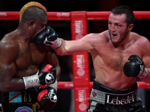 Lebedev won by decision in Russia