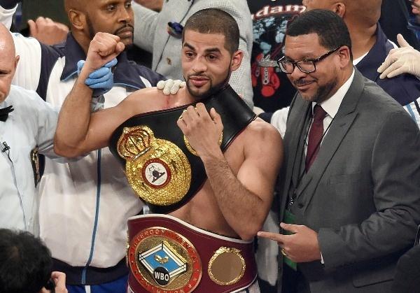 Sadam Ali's Ring Generalship Beats Chia Santana in NYC