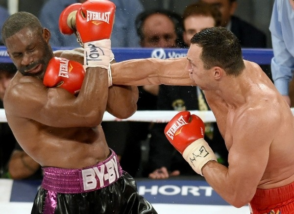 Klitschko defeats Jennings by decision