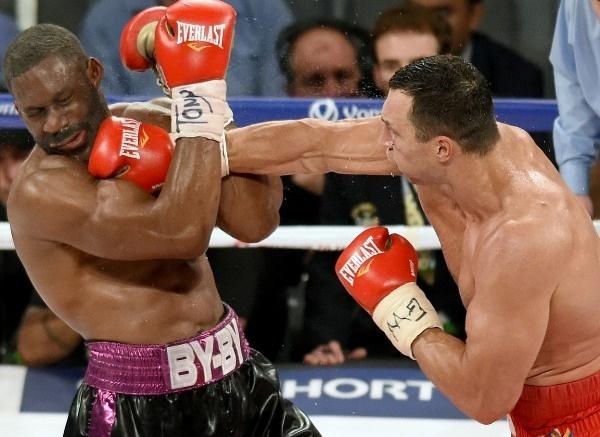 Wladimir Klitschko vs Bryant Jennings