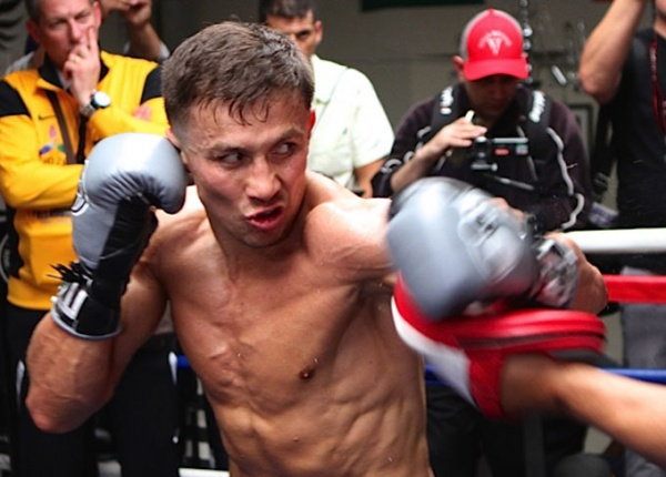 "Gennady Golovkin: ""Ask Mayweather if he is ready for me"""