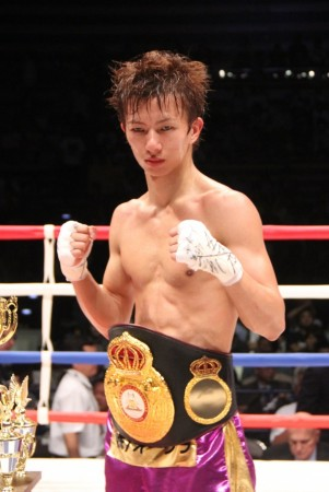 Ryoichi Taguchi WBA Light Flyweight Champion - WBA Boxer of the Month July 2017